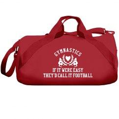 Funny Gymnastics Bag For Practice