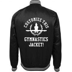 Customize Cute Gymnastics Jackets