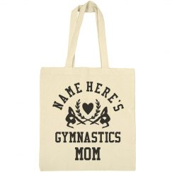 Custom Gymnast Name Gymnastics Mom