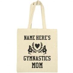 Custom Gymnast Name Gymnastics Mom