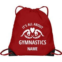 It's All About Gymnastics Custom