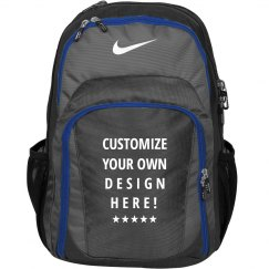 Customize Your Own Design on a Backpack