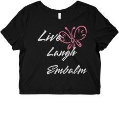 Live Laugh Crop