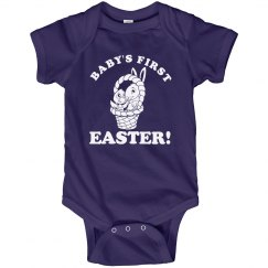 Little Baby First Easter Onesie
