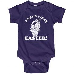 Little Baby First Easter Onesie