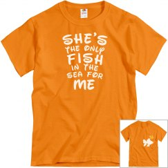 She's The Only Fish