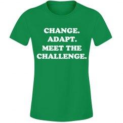 Change/Adapt/Challenge