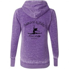 Dancer's Edge Adult Hoodie