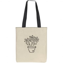 flower pot bag