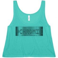 Chromie Crop Tank