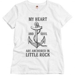 Anchored in Little Rock