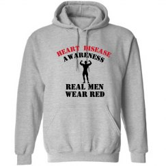Real Men Wear Red