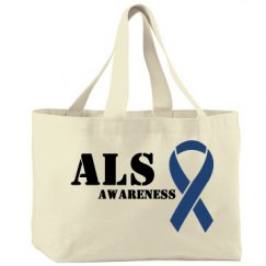 ALS Awareness Tote
