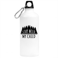 Stay Wild Water Bottle