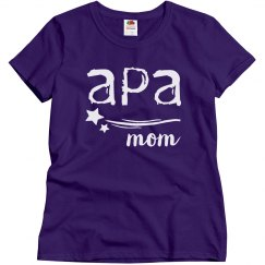 Ladies APA Mom T