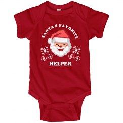 Santa's Favorite Baby