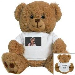 Brady Tutton Teddy Bear