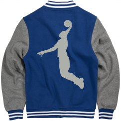 MEN'S BASKETBALL JACKET