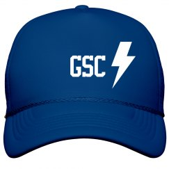 GSC Film and Foil Solid Color Snapback Trucker Hat