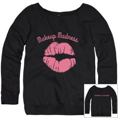 Makeup Madness 2.0 Sweater
