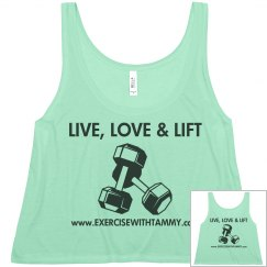 LIVE, LOVE & LIFT
