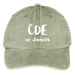 CDE co. dancer Hat