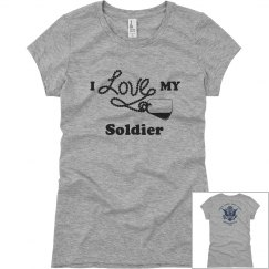 I love my CG soldier