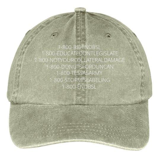 1-800 Cap