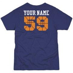 Basketball Numbers Custom