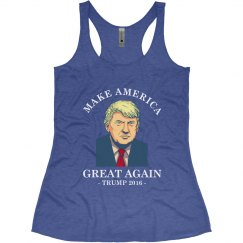 America Great Trump 2016