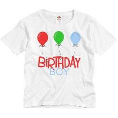 Birthday Boy Tshirt