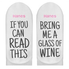 If You Can Read This Wine Gift