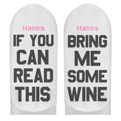 If You Can Read This Wine Love