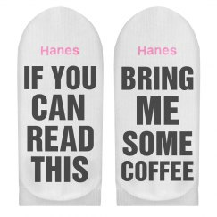 If You Can Read This Coffee Please