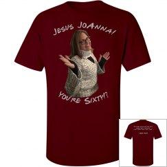 Jesus JoAnna!