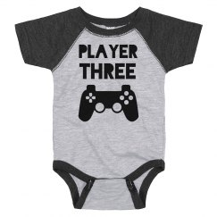Player Three Controller