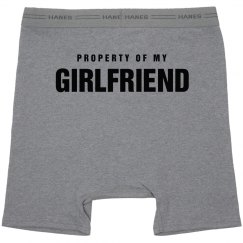 Funny Property Of Girlfriend