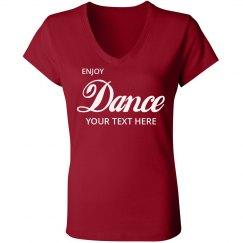 Enjoy Dance Cola