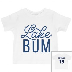Lake Bum Custom Lake Vacation