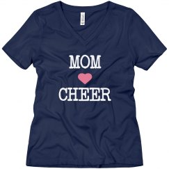 Mom loves cheer