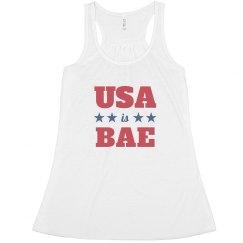 USA is BAE