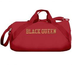 Black Queen Bag