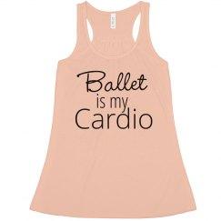 Ballet is my Cardio