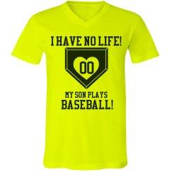 My Son Plays Baseball
