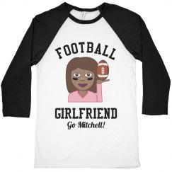 Football Emoji Girlfriend