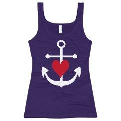 Anchor Heart Tank