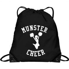 Cheer Drawstring Bag