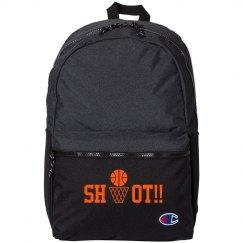 Shoot Basketball Duffle Bag