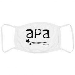 Adult Mask Black APA