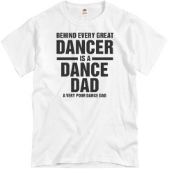 Dance Dad Shirt